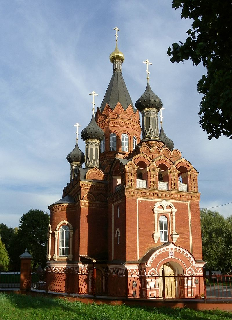 Bryansk - Spaso-Grobovskaya church