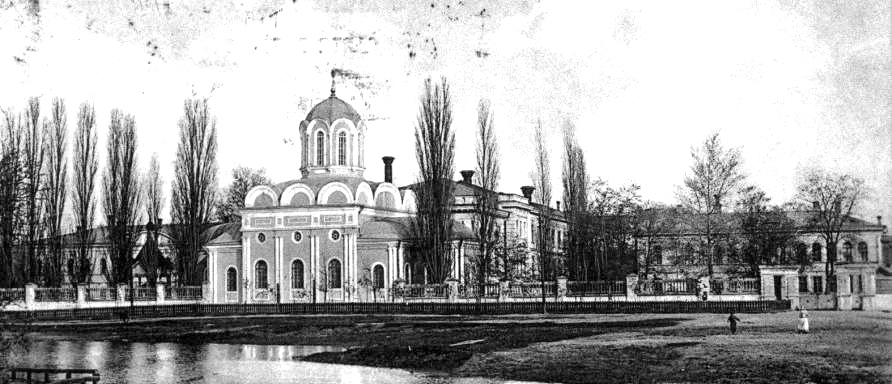 Seminary in Chernigiv-2